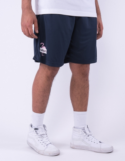 C&S WL Camingo Meshshorts navy/mc XXL