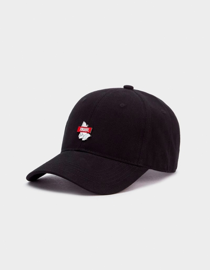 C&S WL Trust Curved Cap black/mc one