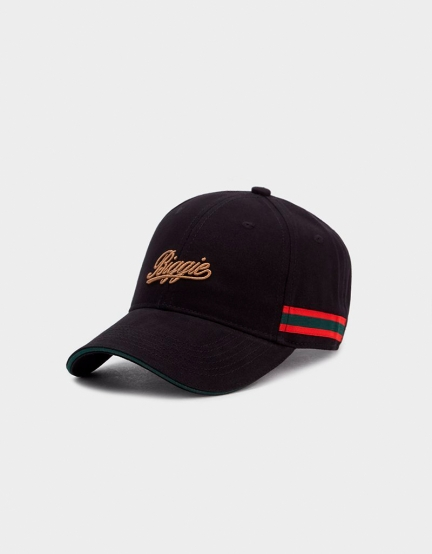 C&S WL Biggie Curved Cap black/mc one
