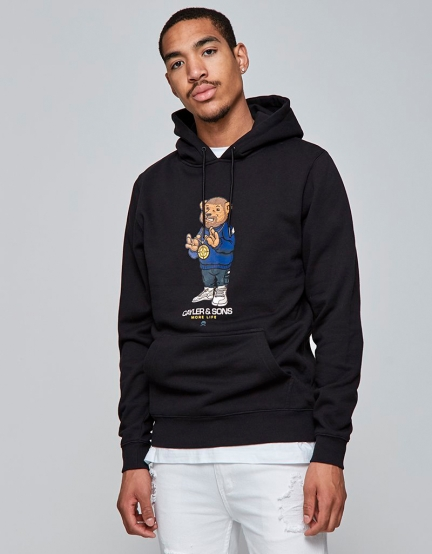 C&S WL Controlla Hoody black/mc M