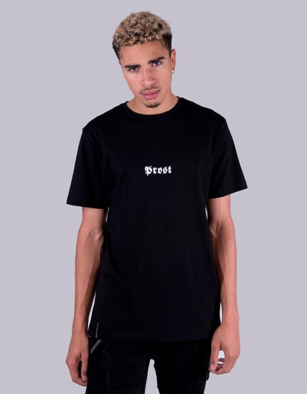 C&S WL Prost Tee black/white L