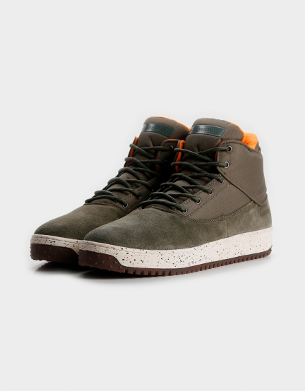 C&S SHUTDOWN army green/flight orange/cream 8