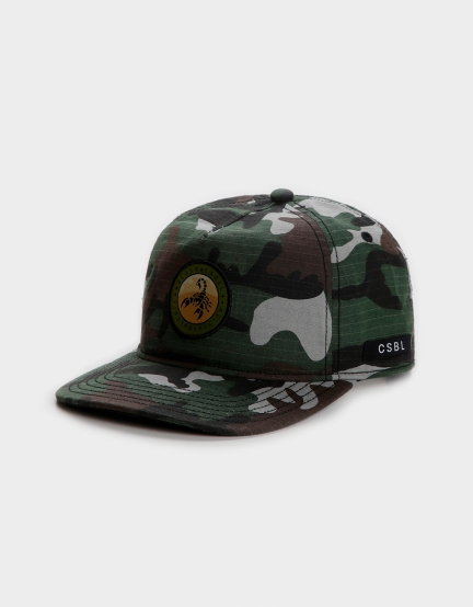 CSBL First Division Deconstruct Cap mc one
