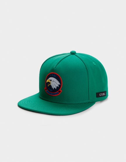 CSBL Freedom Corps Cap green one