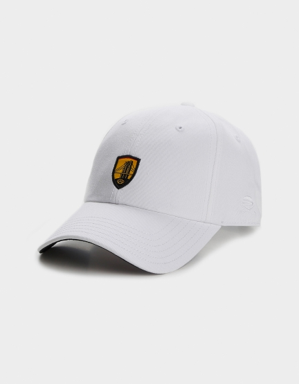 C&S WL Speed Curved Cap white one